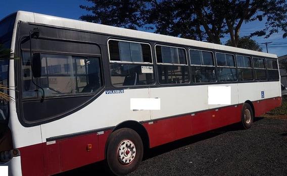 Onibus Urbano Caio Apache S21 Vw 15180 2001