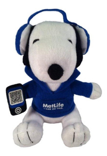 Peluche Snoopy Woodstock iPhone Original Charlie Brown