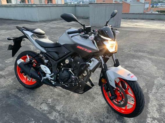 Yamaha Mt 03 2020, Como Nueva, Full Accesorios