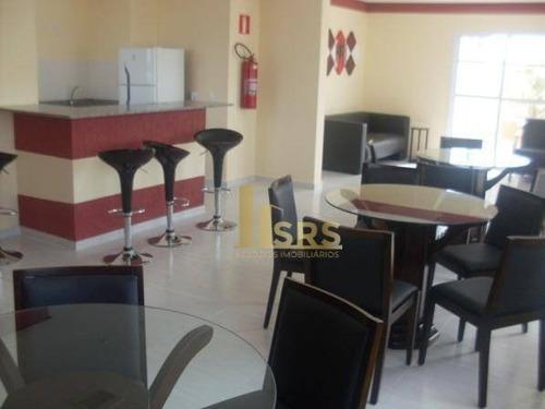Apartamento 2 Dormitórios Em São Bernardo Do Campo - Ap0102