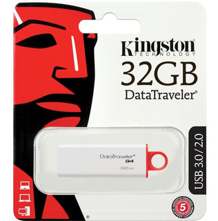 Memoria Kingston G4 32gb 3.1/3.0/2.0