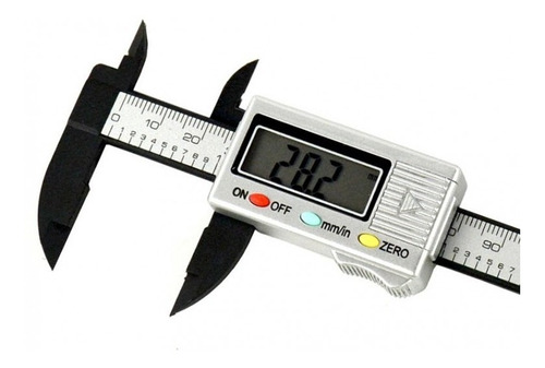 Calibrador Digital Lcd 150mm 6 Pulgadas Entrega Inmediata!!!