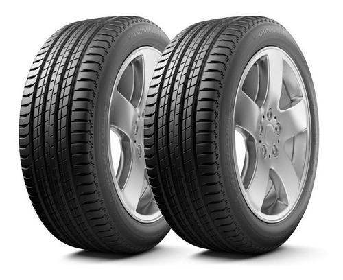 Kit 2 Neumáticos Michelin 295/45r20 110y Latitude Sport 3