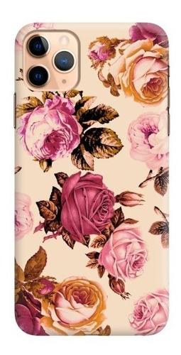 Case - Rosas Vintage - Carcasas Para Celular - Phonetify