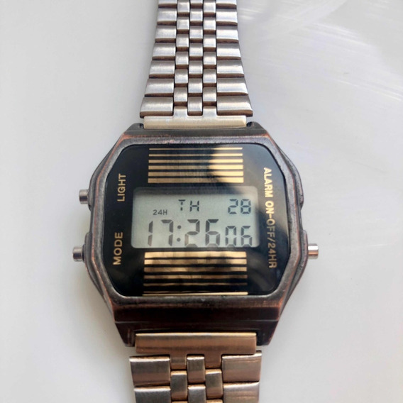 Relógio Asos - Estilo Casio - Único!