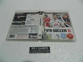 Fifa Soccer 11 Original Midia Física Completa P/ Ps3 - Loja
