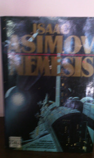 Isaac Asimov Nemesis Tapa Dura