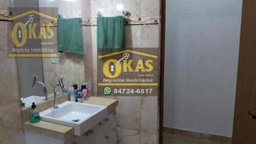 Imagem 1 de 10 de Sobrado À Venda, 135 M² Por R$ 370.000,00 - Vila Rei - Mogi Das Cruzes/sp - So0169