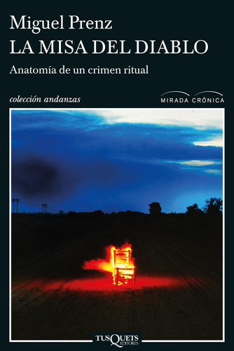 Imagen 1 de 3 de La Misa Del Diablo De Prenz, Miguel - Tusquets