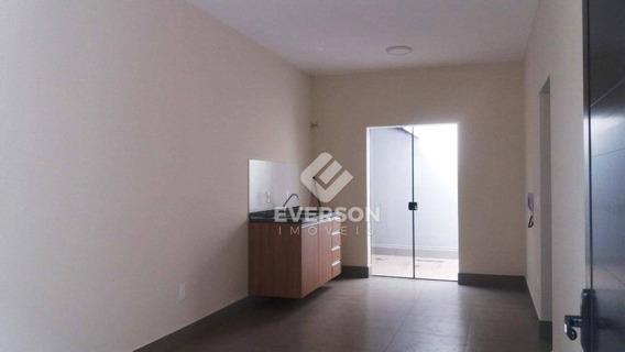 Casa Com 2 Dormitórios Para Alugar, 55 M² Por R$ 999,00/mês - Jardim Anhangüera - Rio Claro/sp - Ca1036
