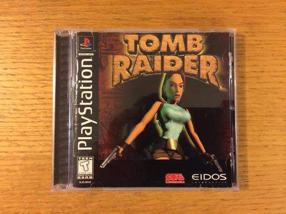 Tomb Raider Ps1 Ps2 Ps3 Playstation 1 Colección Psone