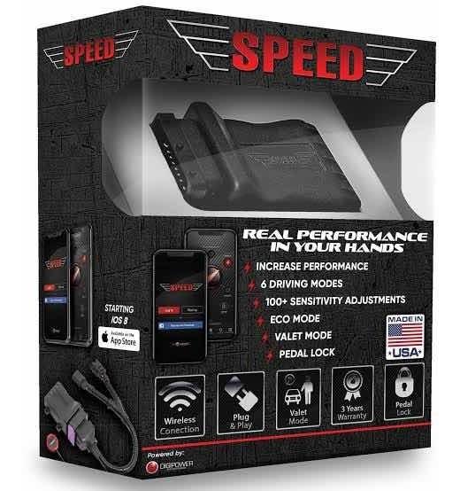 Speed Digipower Hilux Diesel 2.8 Ano 16 A 20