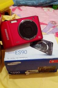 Câmera Fotográfica Samsung Es90