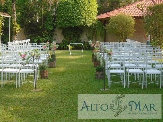 Casamento No Guarujá - Casa Em Condomínio Fechado Alto Padrão - Ca00036 - 4535360