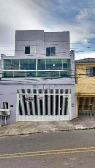 Apartamento Com 2 Dormitórios À Venda, 69 M² Por R$ 270.000 - Vila Homero Thon - Santo André/sp - Ap9274