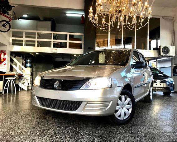 Renault Logan 1.6n 4ptas Full-full Excelente , Anticipo $