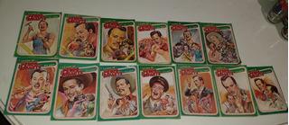 Revistas Comics Pedro Infante 1984- 1985 Lote De 13 Piezas
