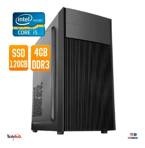 Pc Computador Core I5 3550 3.3ghz 4gb Ddr3 Ssd 120gb +barato