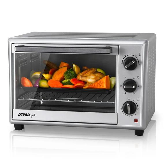 Nuevo Horno Grill Electrico Atma Hg3010e 30 Litros 1500w !!