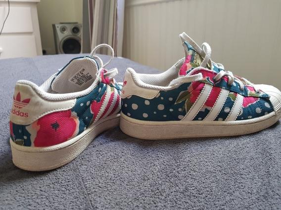 Zapatillas adidas Superstar Niña Originales