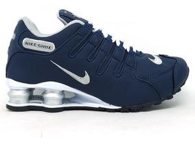 Tênis Nike Shox Nz Eu Original Masculino 4 Molas O Mais Top
