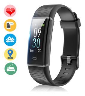 Smart Watch Pulsera Inteligente Monitor De Ritmo Cardíaco