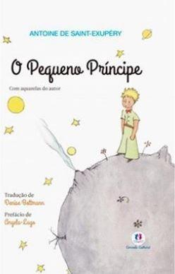Livro De Histórias: O Pequeno Príncipe. Capa Dura Almofadada