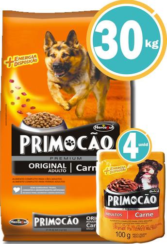 Comida Primocao Perro Adulto + Regalo Opcionl Y E Gratis