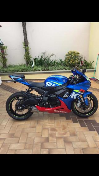 Suzuki Gsx-r750 Srad 750