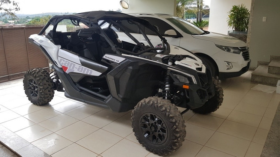 Utv Can Am Maverick X3 Turbo 154 Hp, 7800 Km Rodados