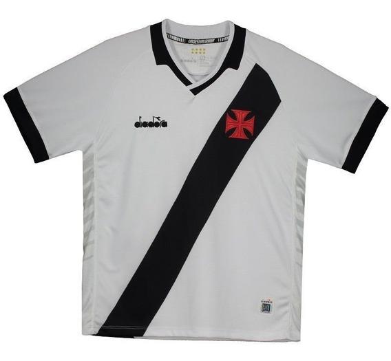 Camisa Diadora Vasco Ii 2019 Juvenil