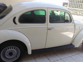 Volkswagen Fusca 1600 Álcool Dupla Carburação
