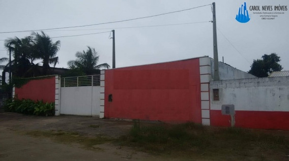 3299-área Em Peruíbe 500 M² Murado Ótima Localização
