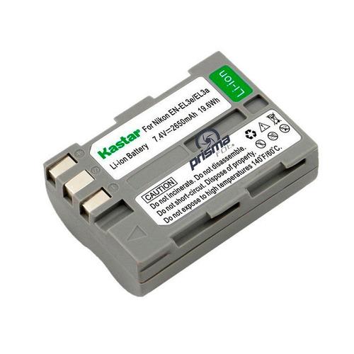181 Bateria Recargable En El3e Nikon D80 D90 D200 D300 D700