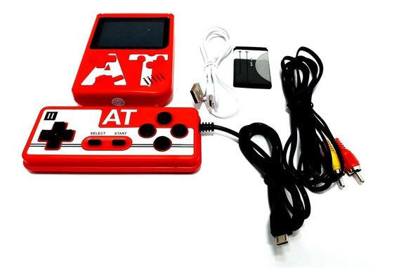 Vídeo Game Retro Clássico 400 Jogos Barato Mini Game Boy