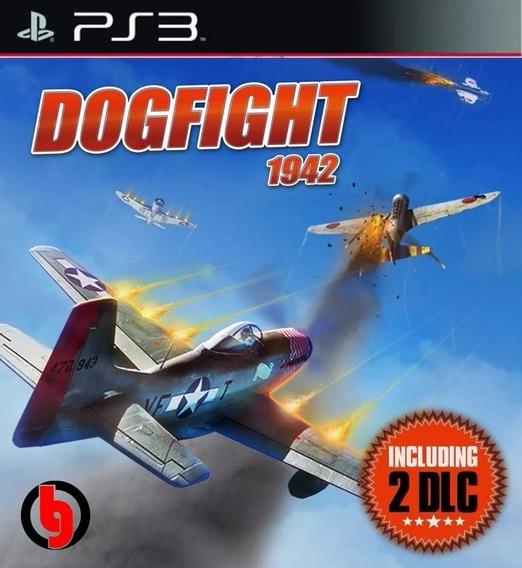 Dogfight 1942 + Dlcs - Jogos Ps3 Playstation 3