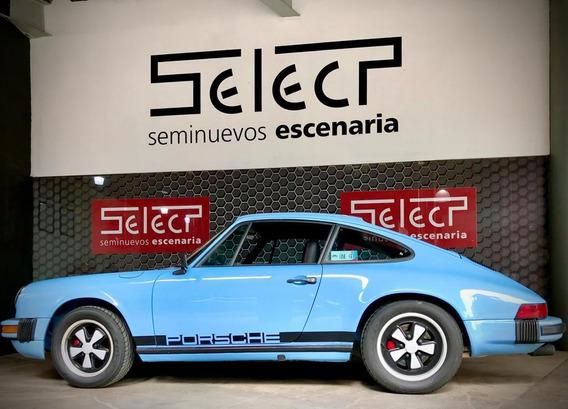 Porsche 911 Coupé, 1974