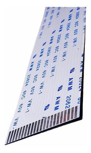 Cable Flex Membrana 22pines X 220mm Largo X 1mm Separacion