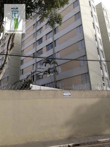 Apartamento Com 3 Dormitórios À Venda, 69 M² Por R$ 350.000 - Parque Mandaqui - São Paulo/sp - Ap0550