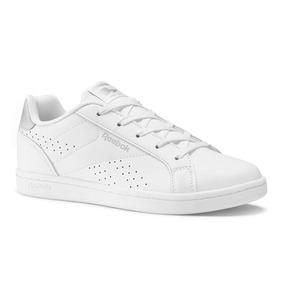Tenis Reebok Royal Complete Cln Blanco Bs6157 Rb0227
