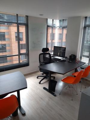 Se Arrienda Oficina En Bogotá - Chico - 30 M2 - 2 Ambientes