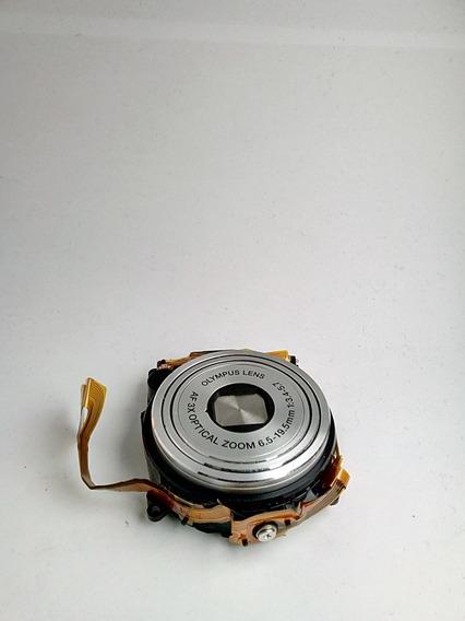 Bloco Óptico Da Camera Olympus Stylus 710