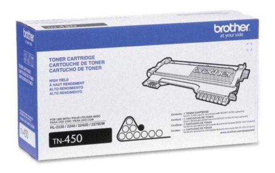 Toner Brother Tn450 Original Dcp7065dn Hl2240 Hl2270dw