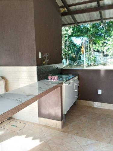 Chácara Com 3 Dormitórios À Venda Por R$ 700.000,00 - Monte Das Oliveiras - Manaus/am - Ch0058