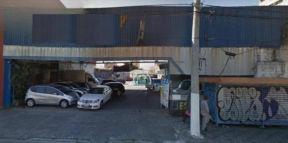 Estacionamento No Centro Para Alugar, 1056 M² Por R$ 13.000/mês - Centro - Santo André/sp - Te0325