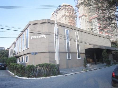 Imagem 1 de 6 de Locação/venda Galpão - Jardim Caravelas, São Paulo-sp - Rr4305