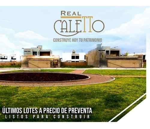 Terrenos En Venta Fracc Real Caletto Durango