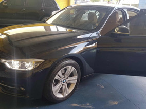 Bmw 320 I Active Flex 2017 S/ Entrada