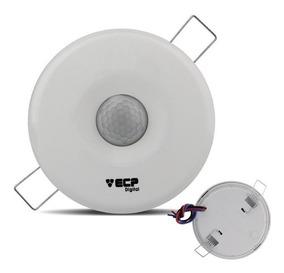 Sensor De Iluminação Presença Embutir Teto - Ls360te - Ecp