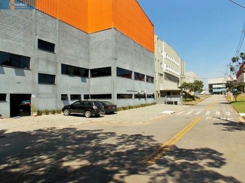 Galpão Industrial Alugado, Com Renda  - Gv20647